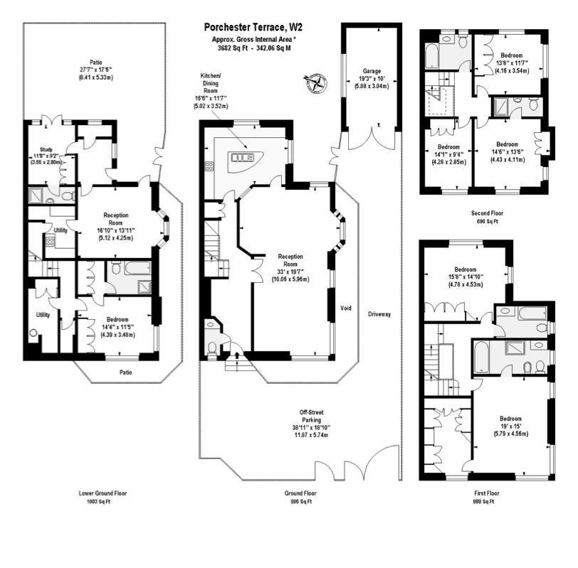 Floor plan - 45 P